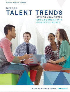 Global HR Talent Trends report 2017